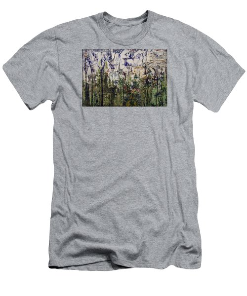 Aviary Men's T-Shirt (Slim Fit) by Ron Richard Baviello