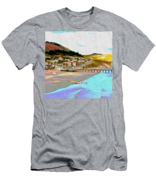 Avila Paddle Men's T-Shirt (Athletic Fit)