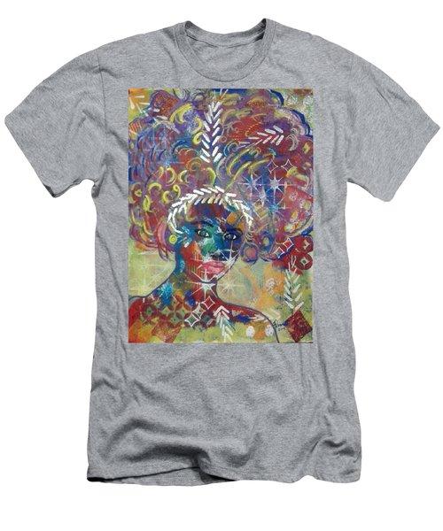 Awakening Goddess Men's T-Shirt (Athletic Fit)