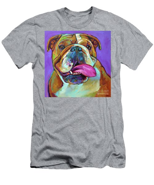 Axl Men's T-Shirt (Slim Fit) by Robert Phelps