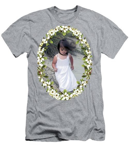 Baby Girl Men's T-Shirt (Slim Fit) by Brian Wallace