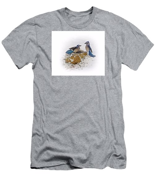 Back Off Men's T-Shirt (Slim Fit) by MTBobbins Photography