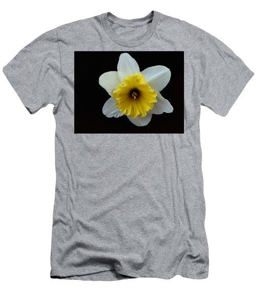 Backyard Flower II Men's T-Shirt (Athletic Fit)