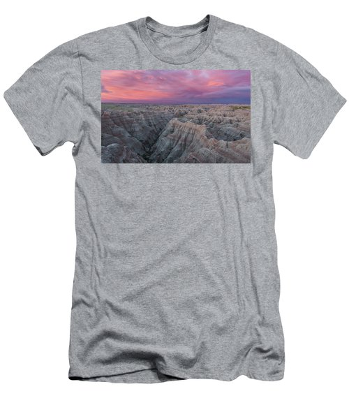 Badlands Sunrise Men's T-Shirt (Athletic Fit)