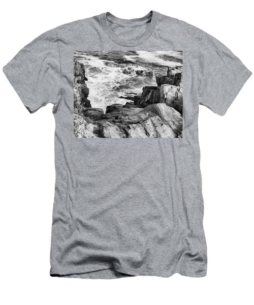 Bailey Island No. 3-1 Men's T-Shirt (Athletic Fit)