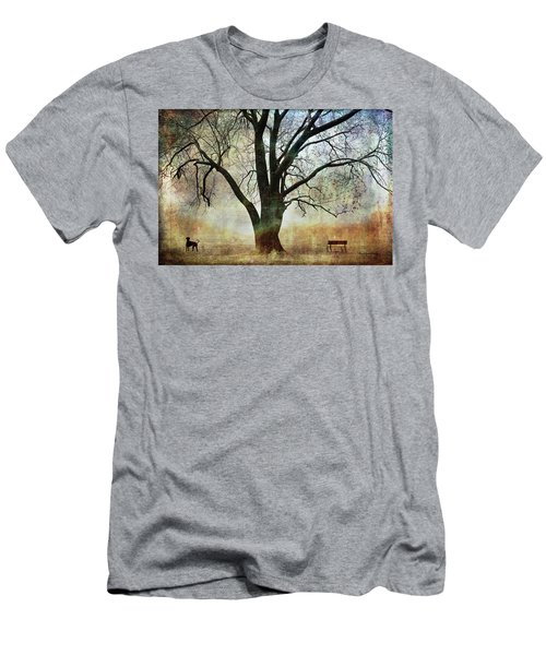 Balance And Harmony Men's T-Shirt (Athletic Fit)