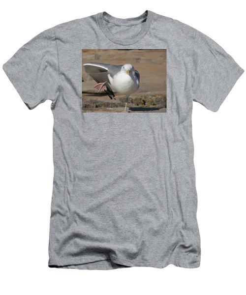 Balance Men's T-Shirt (Slim Fit) by Jewels Blake Hamrick