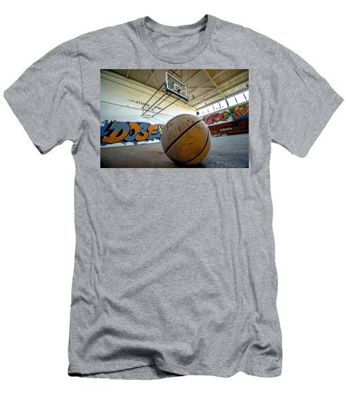 Ball Is Life Men's T-Shirt (Athletic Fit)