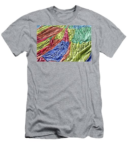 Balloon Abstract 1 Men's T-Shirt (Athletic Fit)