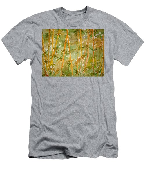 Bamboo Jungle Men's T-Shirt (Athletic Fit)