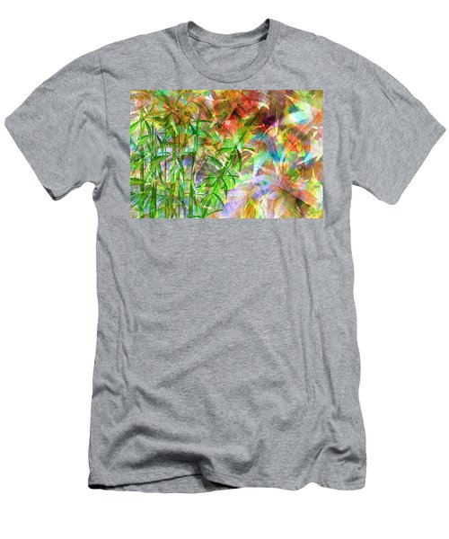 Bamboo Paradise Men's T-Shirt (Athletic Fit)