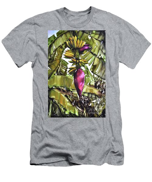 Banana Tree No.2 Men's T-Shirt (Athletic Fit)