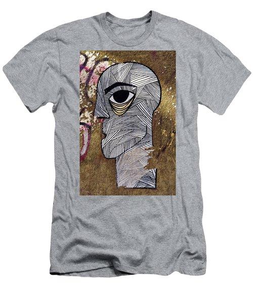 Bandage Man Men's T-Shirt (Athletic Fit)
