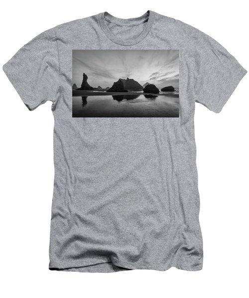 Bandon Pillars Men's T-Shirt (Athletic Fit)