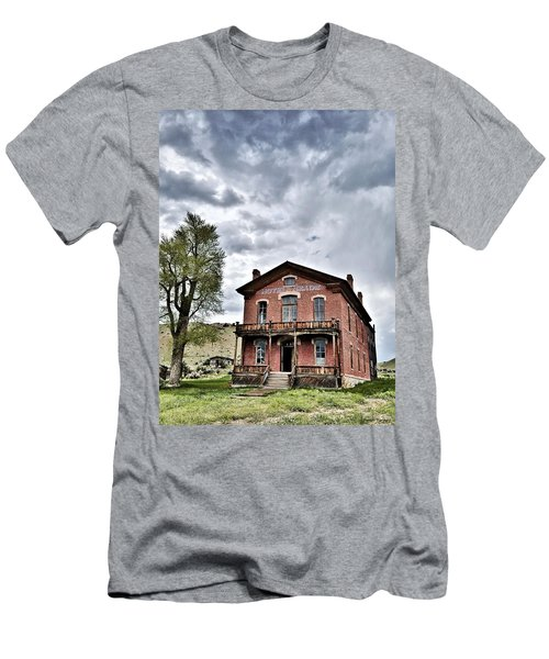 Bannack Mt. 7 Men's T-Shirt (Athletic Fit)