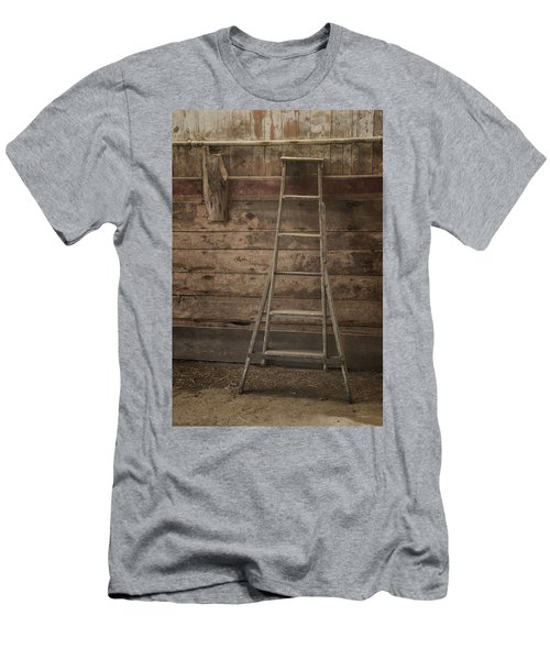 Barn Ladder Men's T-Shirt (Athletic Fit)