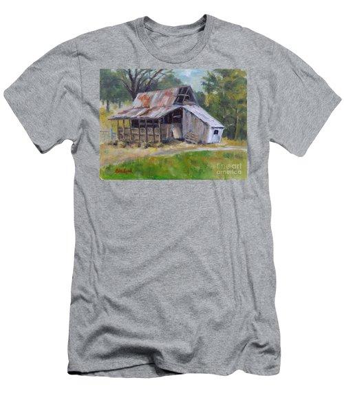 Barn Shack Men's T-Shirt (Athletic Fit)