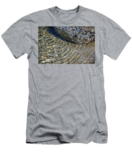 Barnacles And Reflection Men's T-Shirt (Athletic Fit)