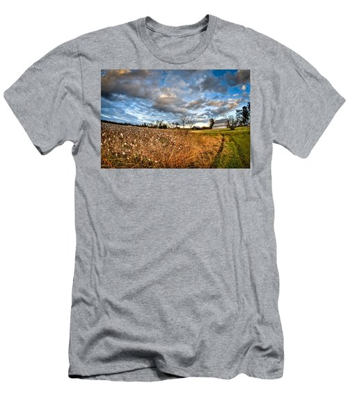 Barns And Cotton Men's T-Shirt (Athletic Fit)