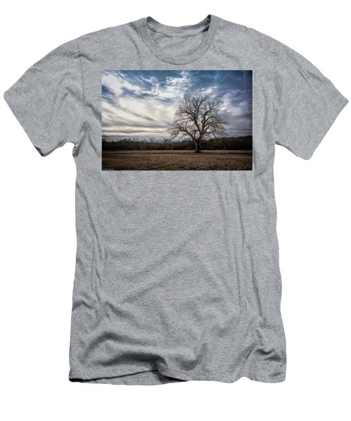 Baron Tree Of Winter Men's T-Shirt (Athletic Fit)