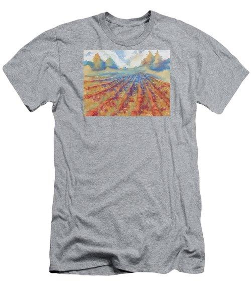 Basking Men's T-Shirt (Athletic Fit)