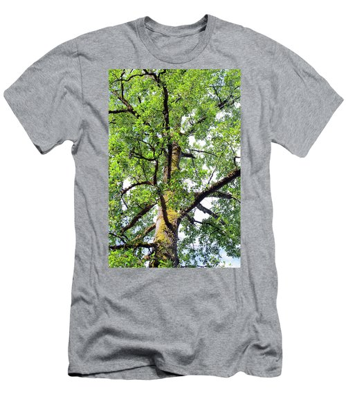 Men's T-Shirt (Athletic Fit) featuring the photograph Basking In The Light Of The Lord by Tikvah's Hope