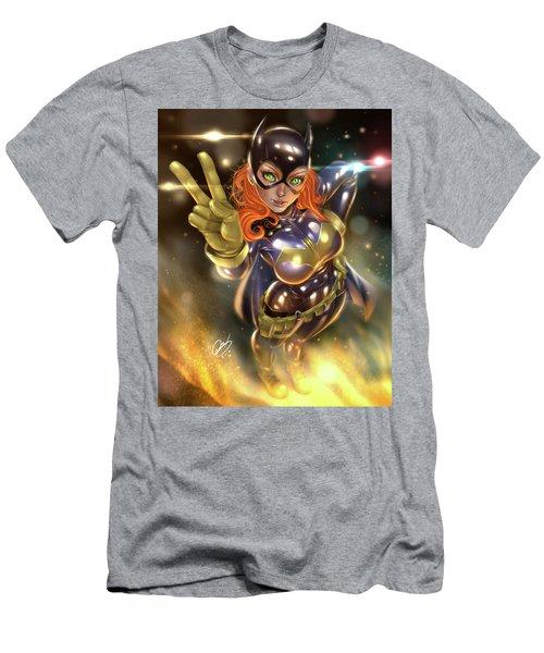 Batgirl Men's T-Shirt (Athletic Fit)