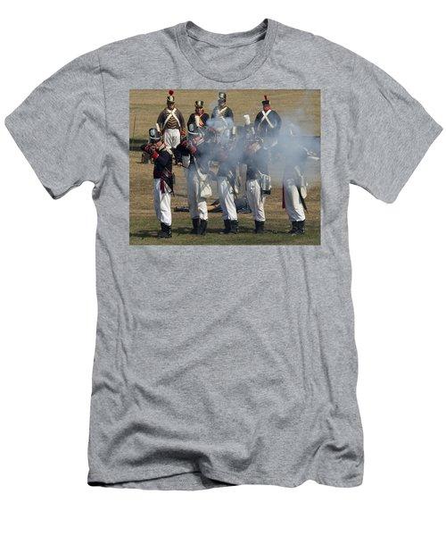 Battle 6 Men's T-Shirt (Athletic Fit)
