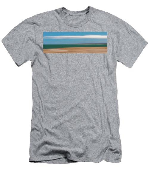 Bay Cloud Men's T-Shirt (Athletic Fit)