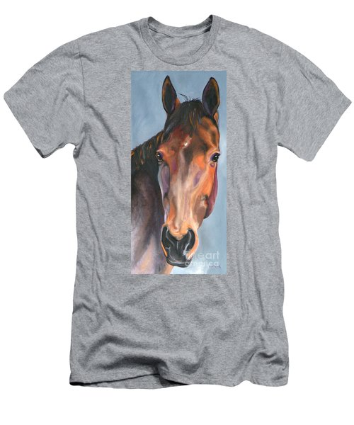 Thoroughbred Royalty Men's T-Shirt (Athletic Fit)