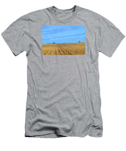Be Still And ... Men's T-Shirt (Slim Fit) by Tina M Wenger