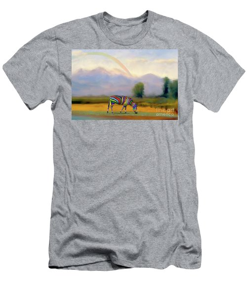 Be Transformed By The Renewal Of Your Mind Men's T-Shirt (Slim Fit) by Bonnie Barry