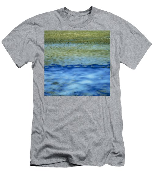 Beach And Sea Men's T-Shirt (Athletic Fit)