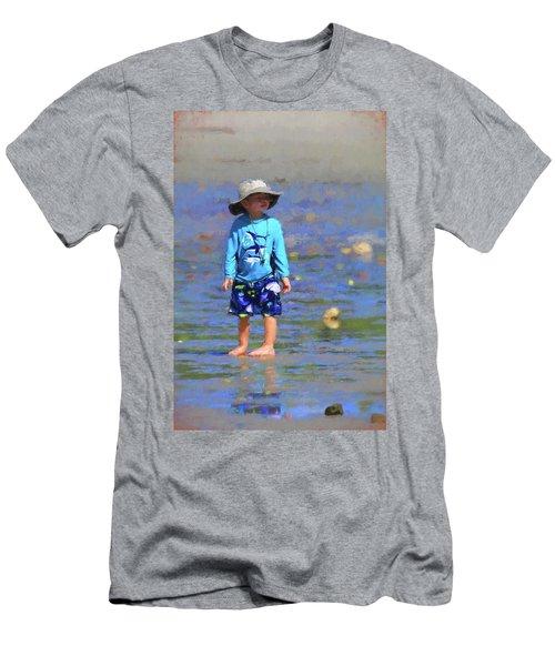 Beach Boy Men's T-Shirt (Athletic Fit)