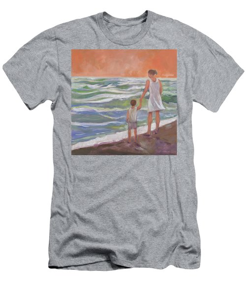 Beach Boy Men's T-Shirt (Athletic Fit)