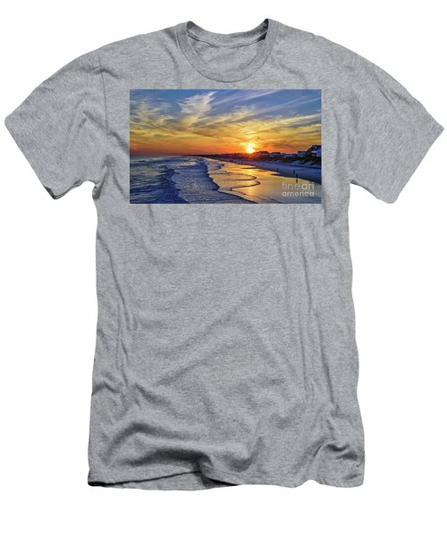 Beach Bum Men's T-Shirt (Athletic Fit)