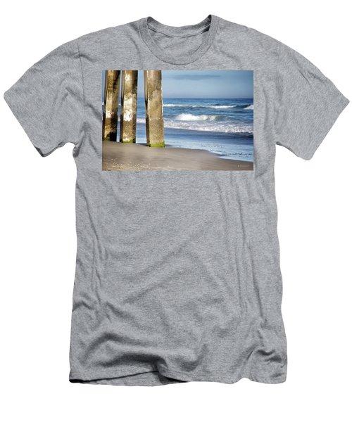 Beach Dreams Men's T-Shirt (Athletic Fit)