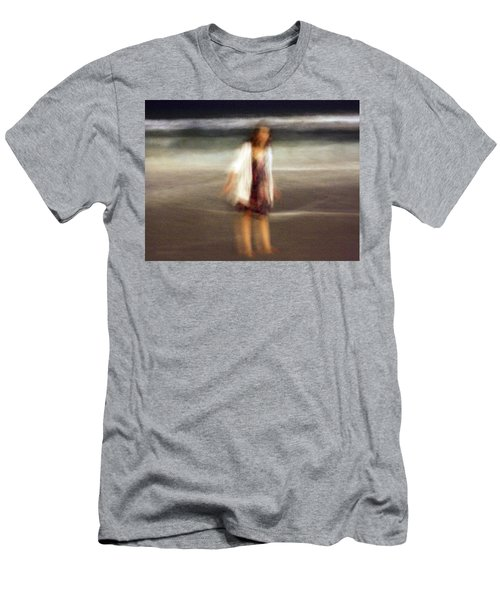 Beach Night 3 Men's T-Shirt (Athletic Fit)