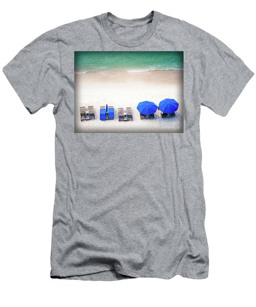 Beach Relax Men's T-Shirt (Athletic Fit)