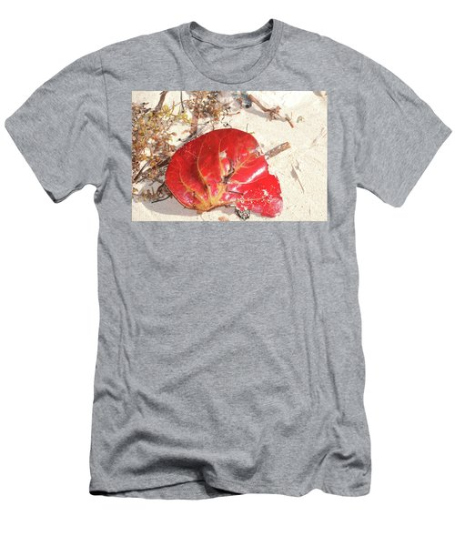 Men's T-Shirt (Athletic Fit) featuring the photograph Beach Treasures 1 by Melissa Lane