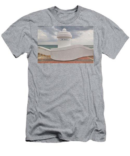 Beachscape Men's T-Shirt (Athletic Fit)