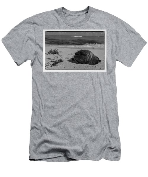 Men's T-Shirt (Athletic Fit) featuring the photograph Beachside by Melinda Ledsome
