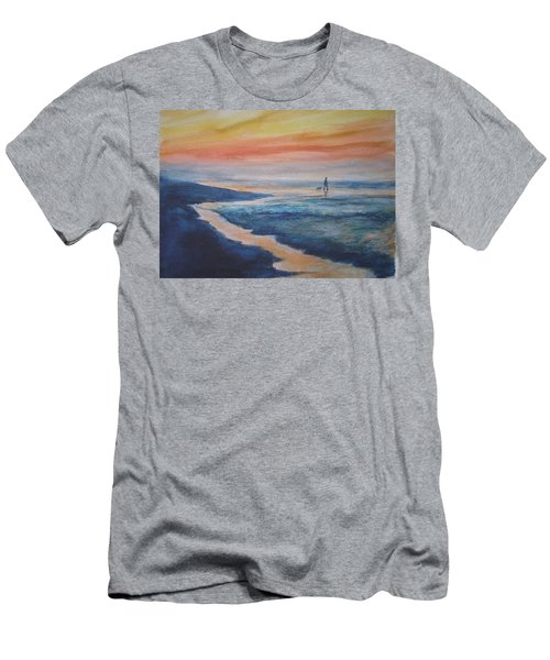 Beachwalker Men's T-Shirt (Athletic Fit)