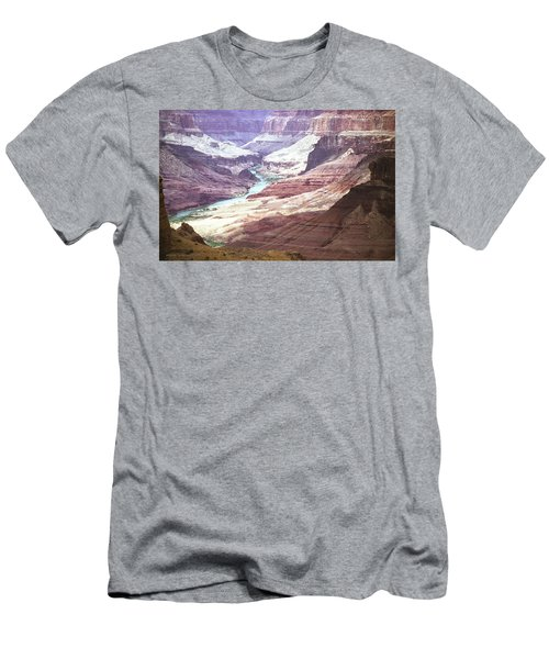 Beamer Trail, Grand Canyon Men's T-Shirt (Athletic Fit)