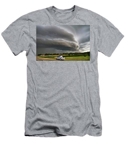 Beast Over Yorkton Men's T-Shirt (Athletic Fit)