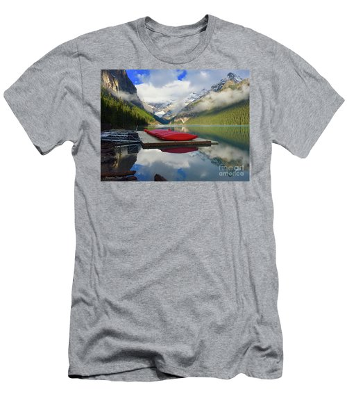 Beautiful Banff Men's T-Shirt (Athletic Fit)