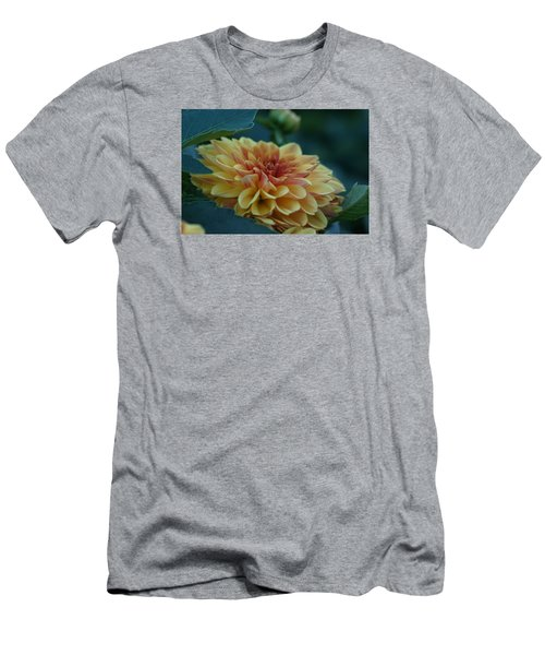 Beautiful Dahlia 2 Men's T-Shirt (Athletic Fit)