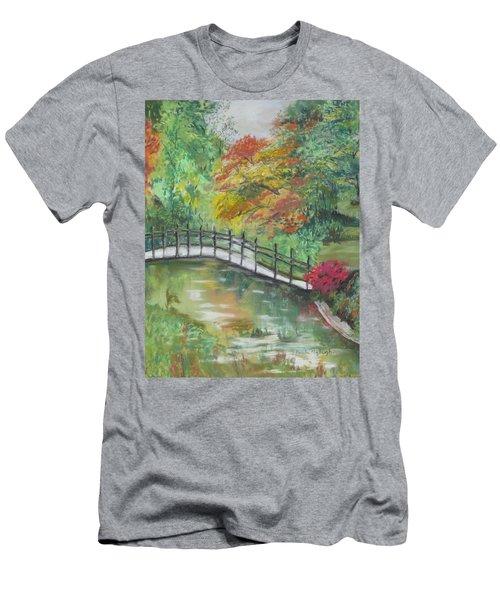 Beautiful Garden Men's T-Shirt (Athletic Fit)