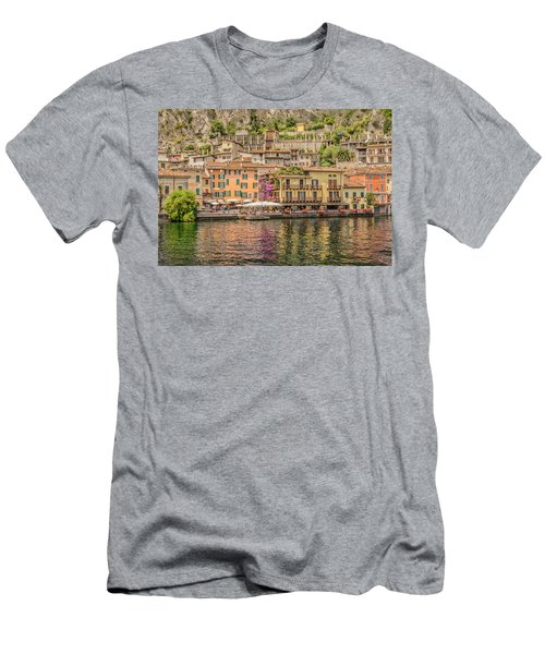 Beautiful Italy Men's T-Shirt (Slim Fit) by Roy McPeak