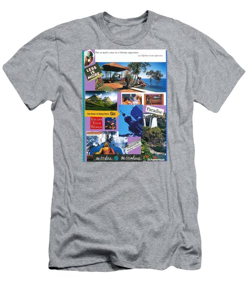 Beauty All Around Men's T-Shirt (Athletic Fit)